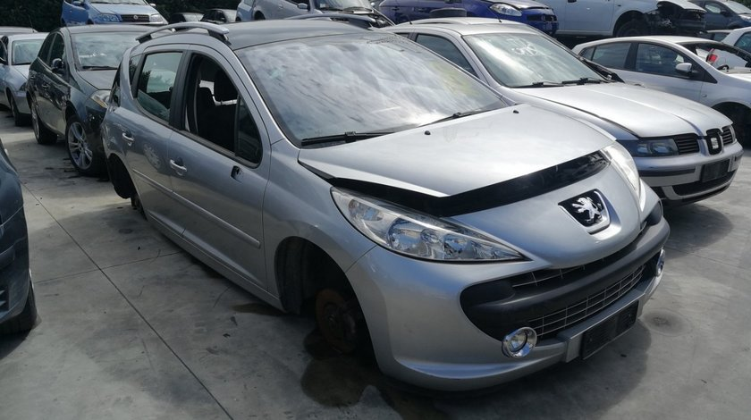 Peugeot 207 facelift 1.6hdi tip motor 9HV (dezmembrari auto)