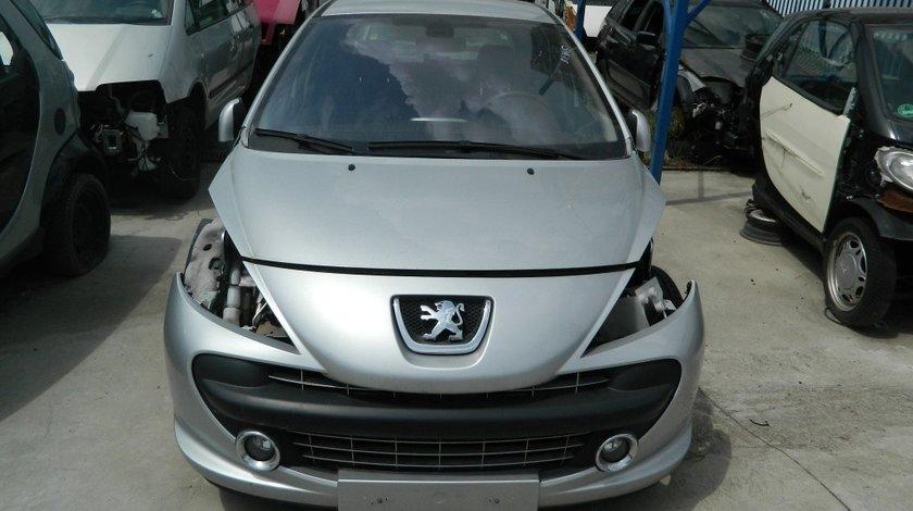 Peugeot 207 , motor, cutie, interior, fata, spate, usa, piese, bara, haion, bord, oglinda,