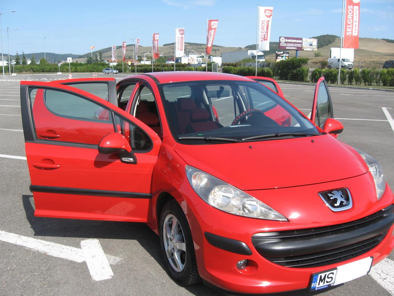 Peugeot 207 WC8FS*/207 2008