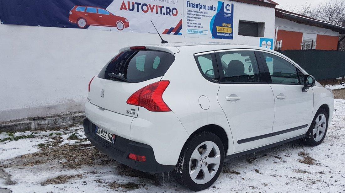 Peugeot 3008 1.6ehdi euro5 rate 2012