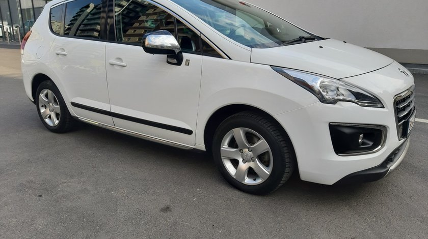 Peugeot 3008 2.0 diesel 2014