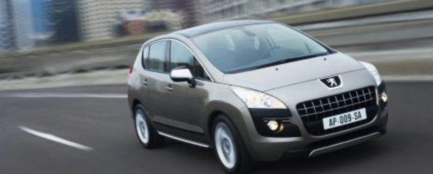 Peugeot 3008 dezvaluit