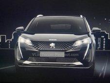 Peugeot 3008 Facelift - Primele poze