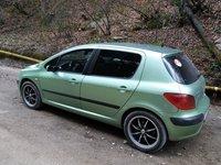 Peugeot 307 1,6 benz 2001