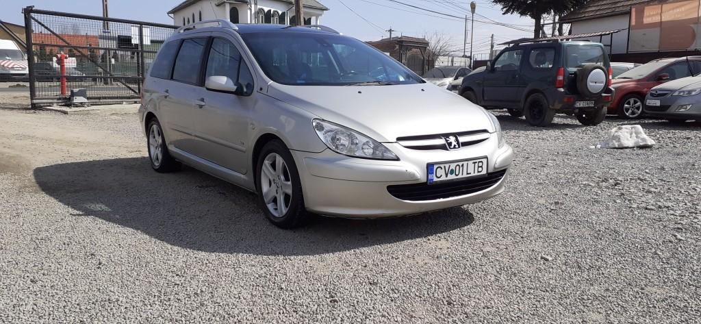 Peugeot 307 1.6 HDi 2004