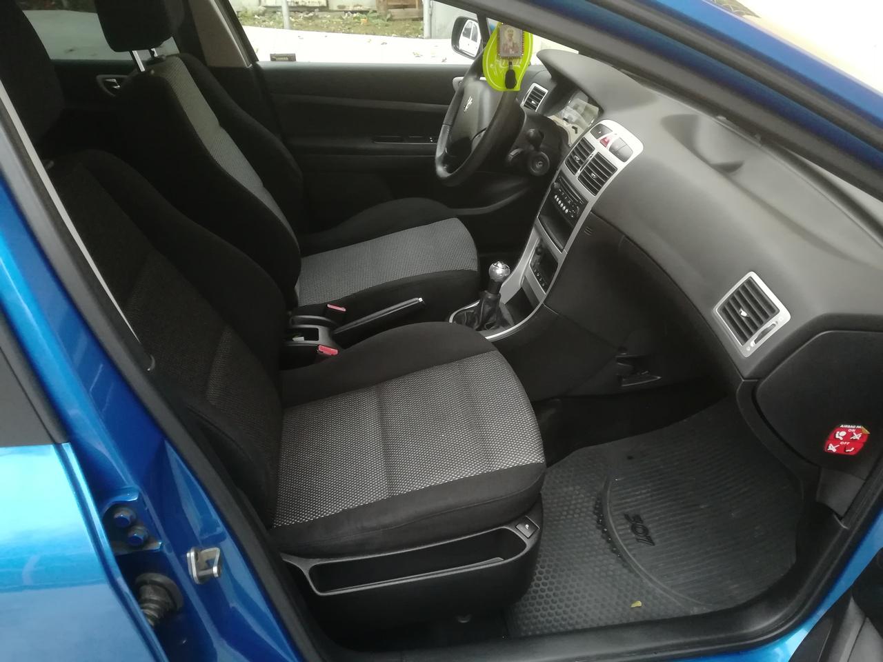 Peugeot 307 1.6 HDi 2007