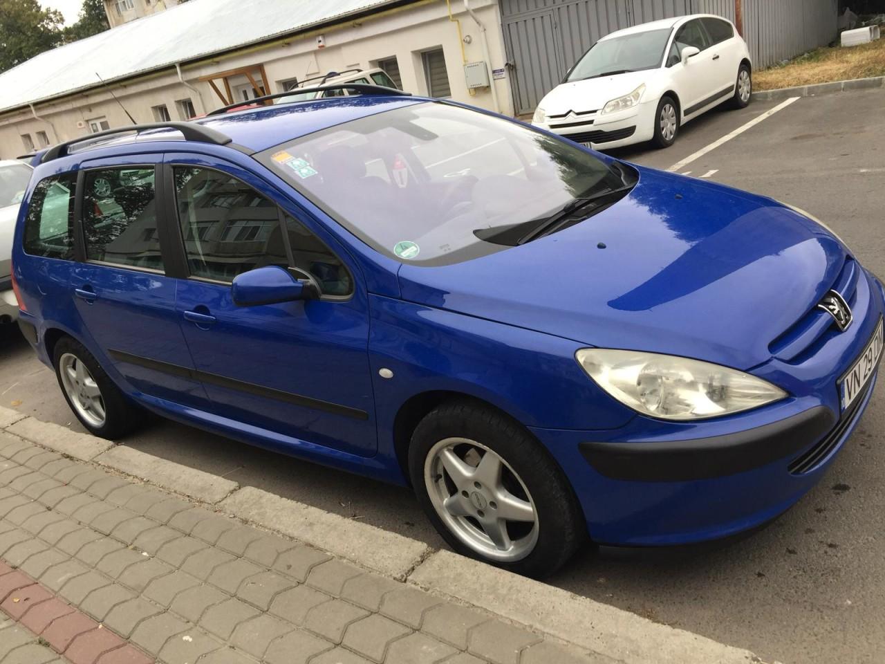 Peugeot 307 2.0 hdi 2004