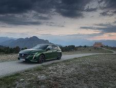 Peugeot 308 - Galerie foto