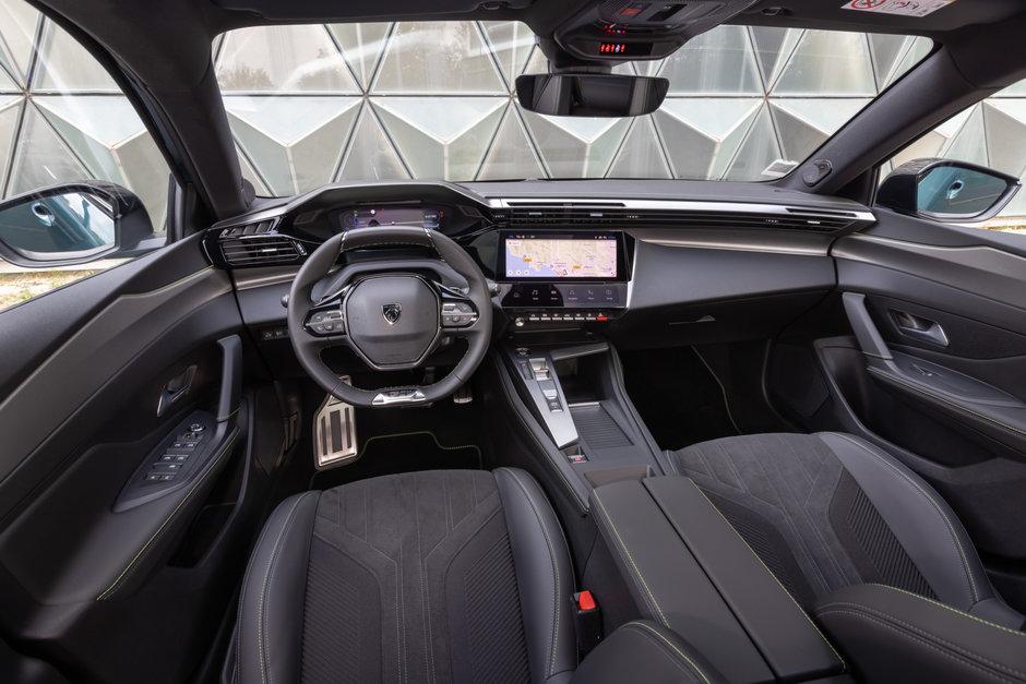 Peugeot 308 SW - Galerie Foto