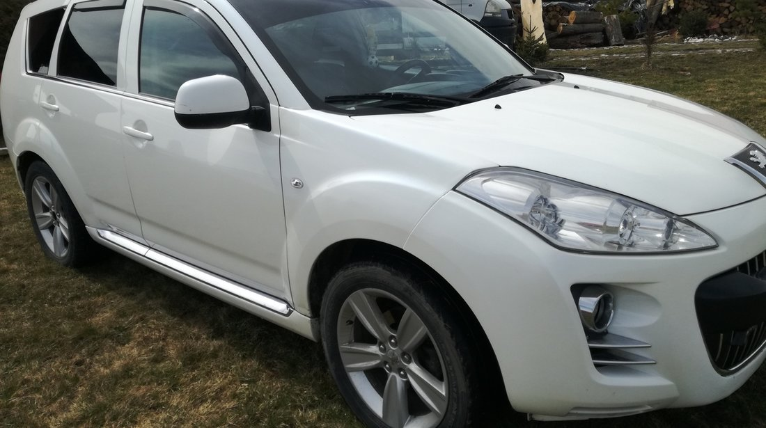 Peugeot 4007 6999euro fix! 2008