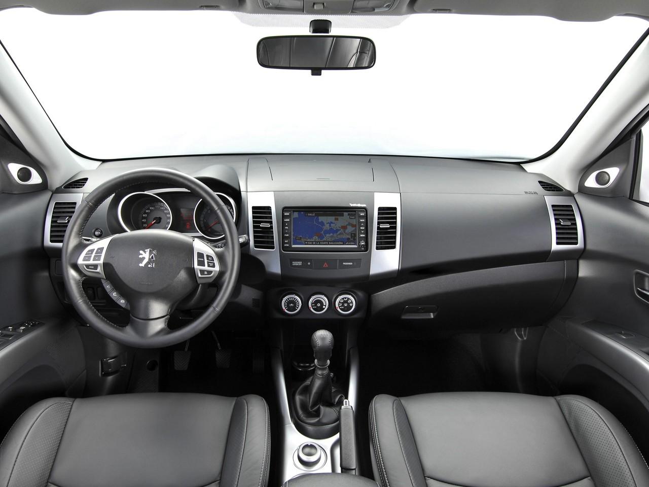 Peugeot 4007 7999euro 2008