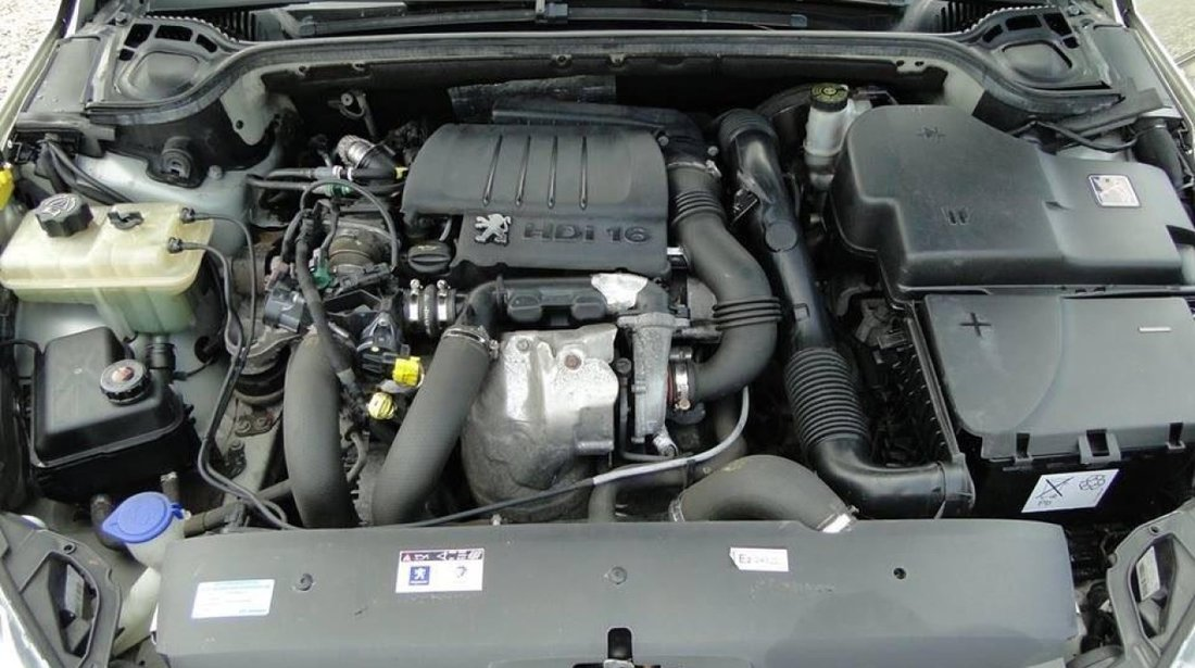 Peugeot 407 1.6 Hdi Confort Inmatriculat 2005