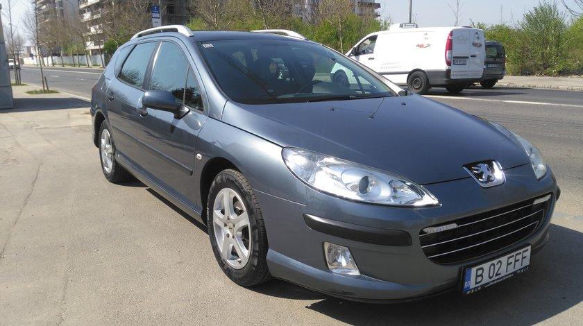 Peugeot 407 1.9 hdi 2006