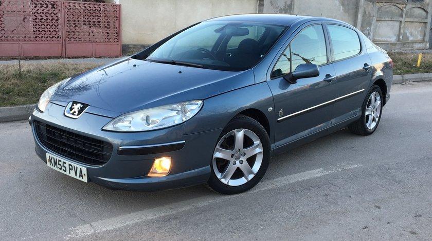 Peugeot 407 2.0 diesel 2006