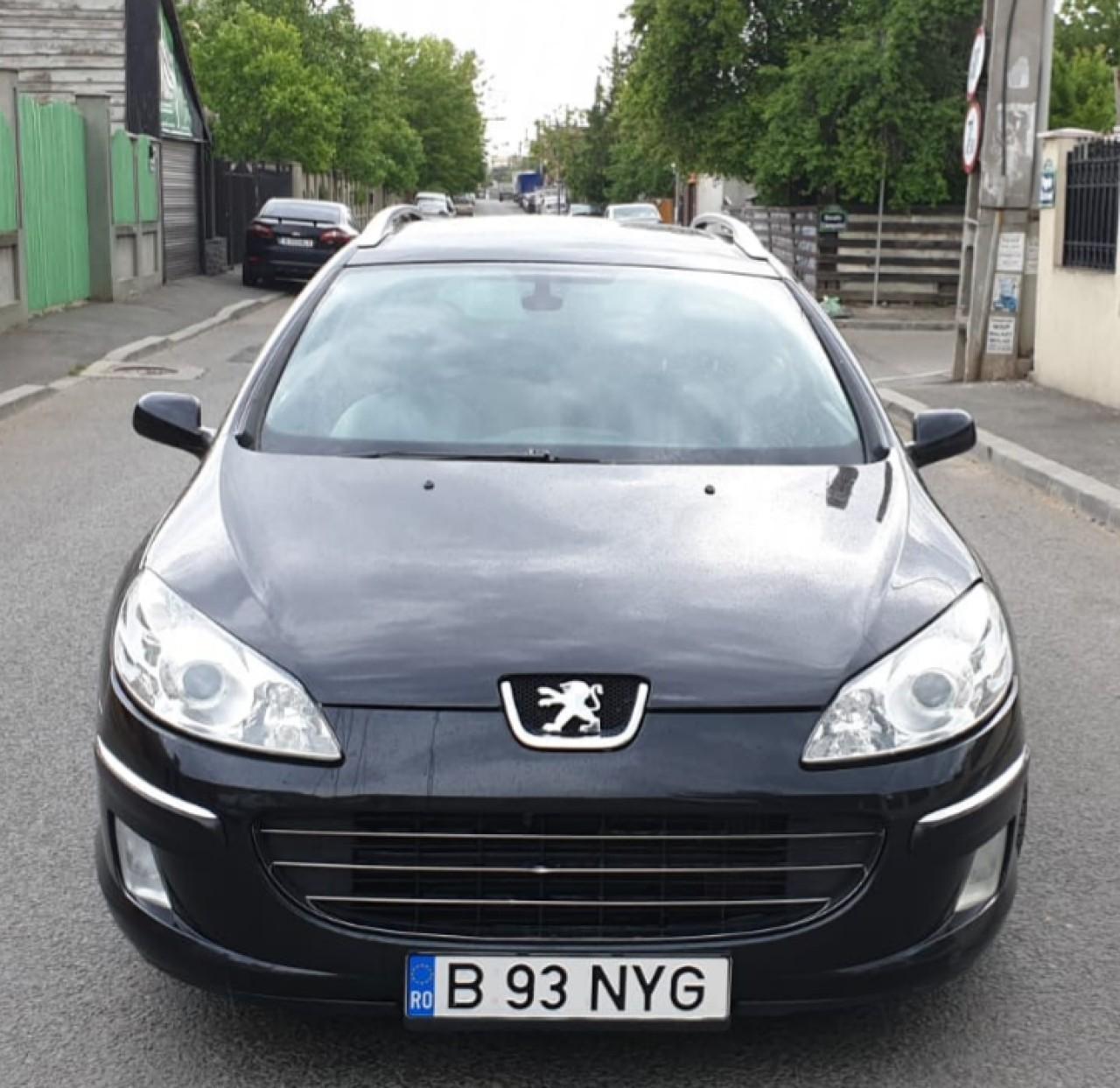 Peugeot 407 2.0 diesel 2007