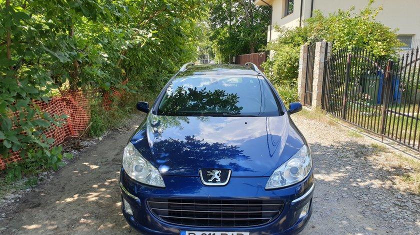 Peugeot 407 2,2 2007