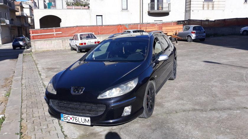 Peugeot 407 2000 2006