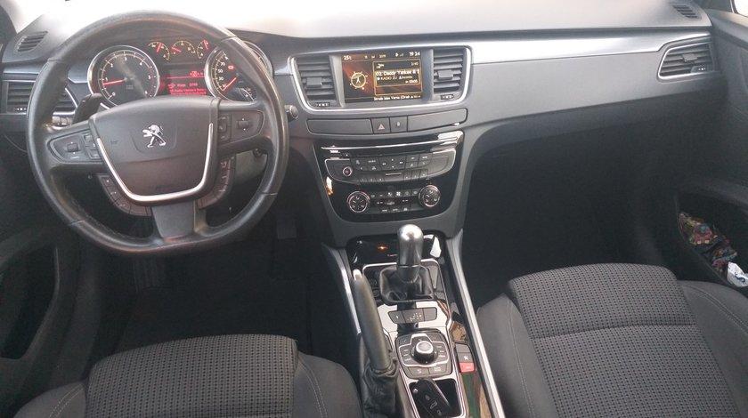 Peugeot 508 1.6 e-HDi 2013