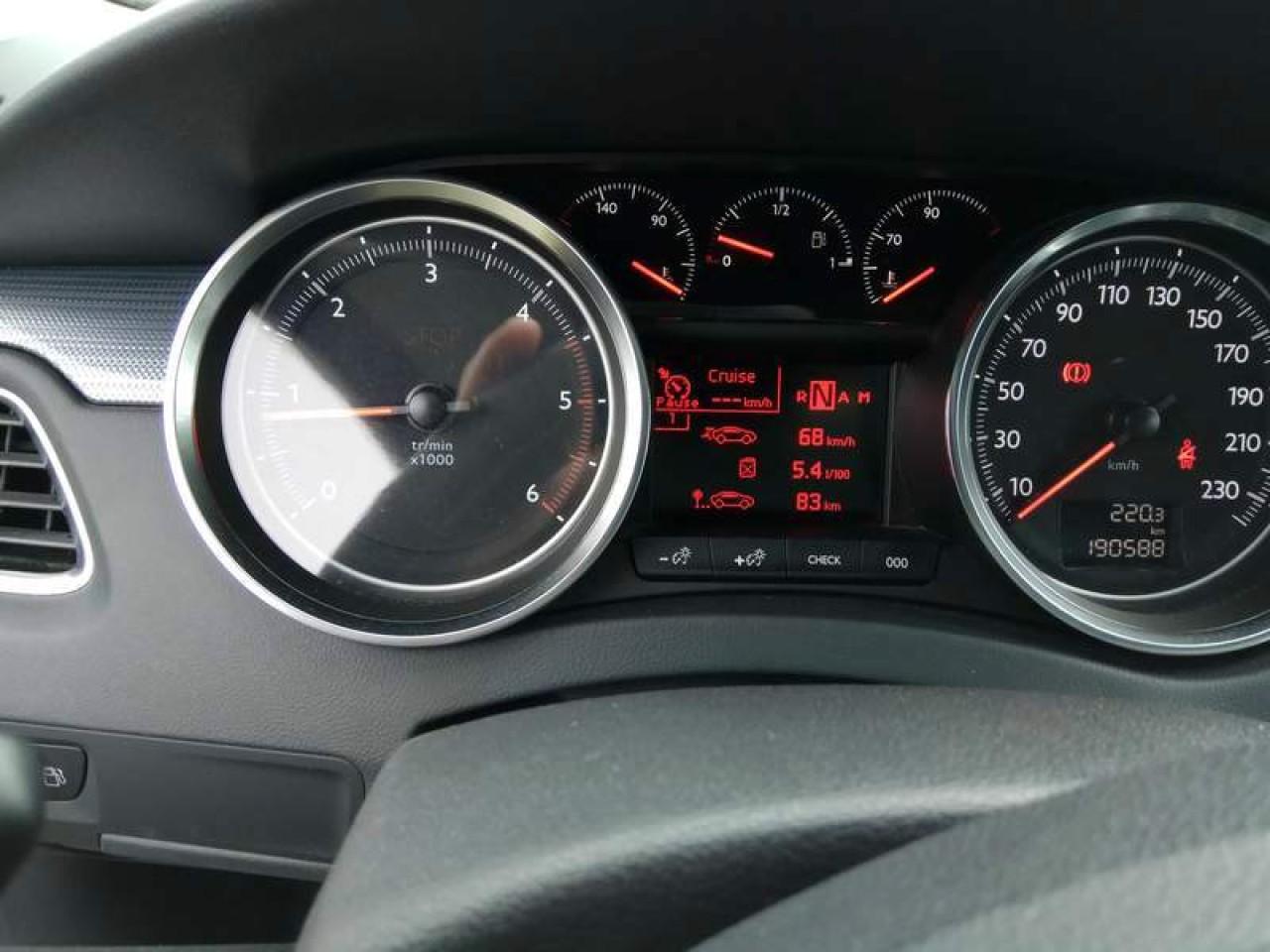 Peugeot 508 1.6e-HDi avans 0%, rata 180eur 2013