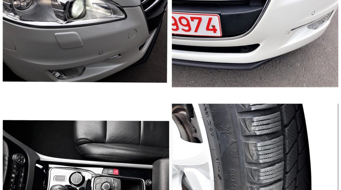 Peugeot 508 2000 hybrid 2013
