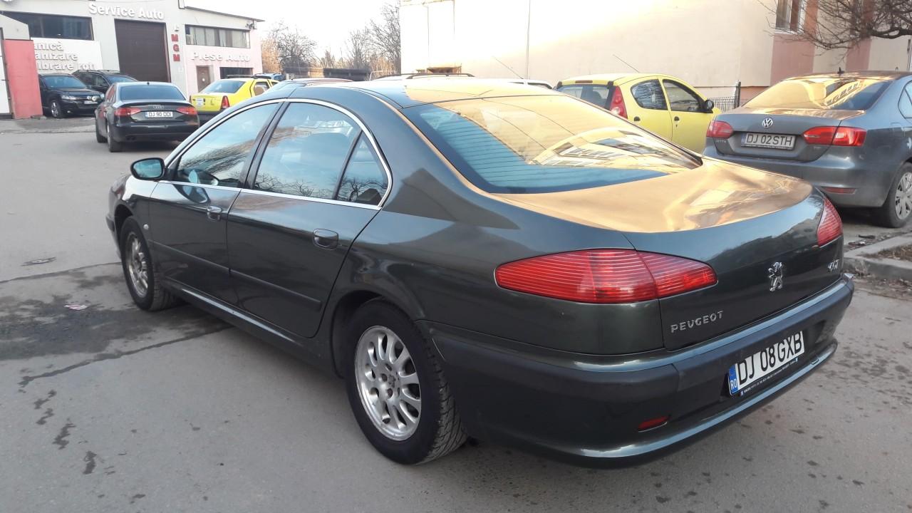 Peugeot 607 2.0 hdi 2004