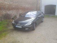 Peugeot 607 2.2 HDI 2001