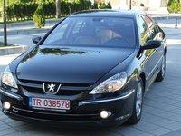 Peugeot 607 2.7 HDI 2009