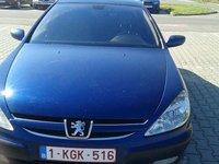 Peugeot 607 2000 hdi 2004