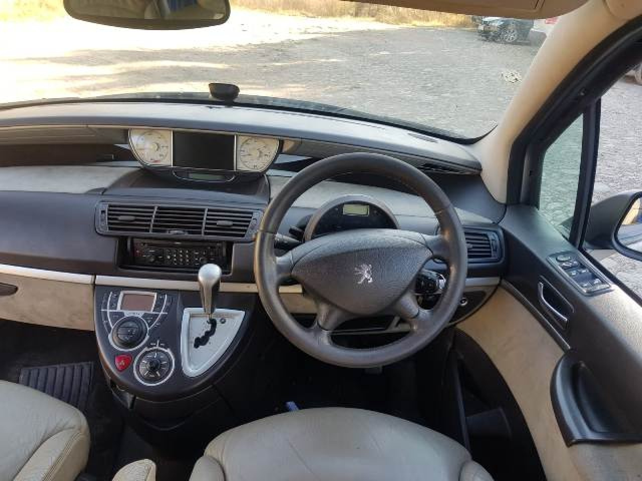 Peugeot 807 2.0hdi; 2006; Monovolum