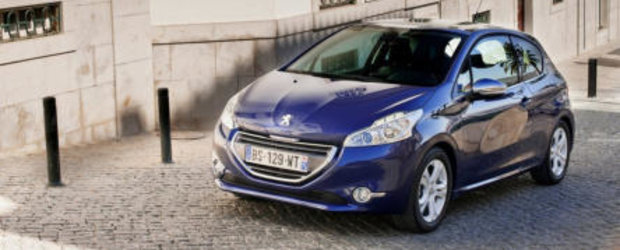 Peugeot a lansat modelul 208 in Romania