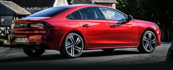 Peugeot a lansat noul 508 si in Romania. Uite cat costa rivalul lui Volkswagen Passat