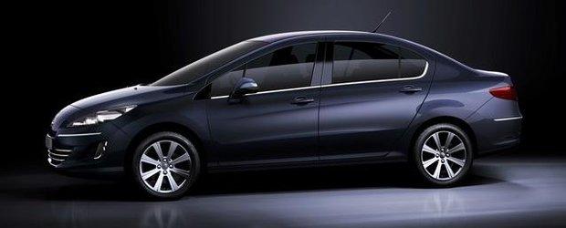 Peugeot face un rival pentru Dacia Logan