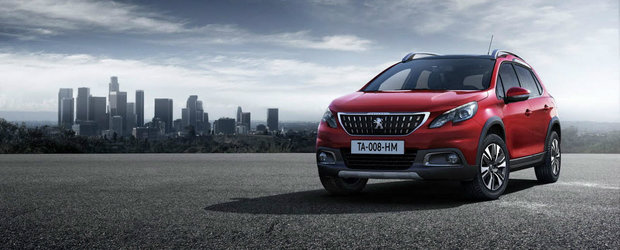 Peugeot ia in calcul lansarea unor crossovere cu propulsie de hot-hatch