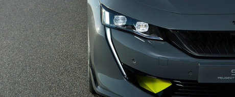 Peugeot joaca tare. Francezii baga in productie noua masina de 400 de cai
