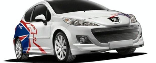 Peugeot lanseaza 207 S16, in cinstea pilotului Kris Meeke