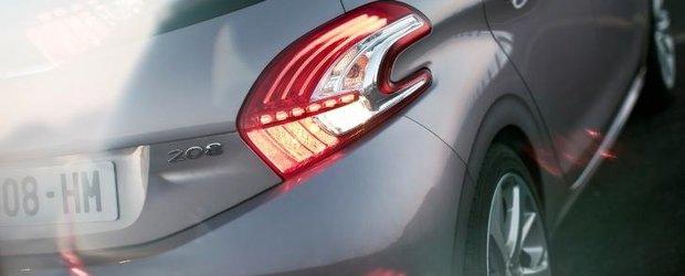 Peugeot lucreaza la un crossover compact
