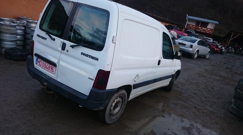 Peugeot Partner 2002, 1.9 d