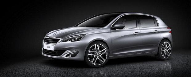 Peugeot prezinta la Frankfurt noul model 308