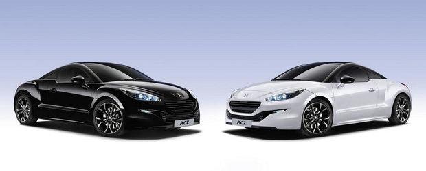 Peugeot RCZ Magnetic - Inca o noua editie speciala pentru coupe-ul frantuzesc