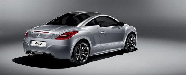 Peugeot RCZ Onyx - O noua editie speciala pentru coupe-ul frantuzesc