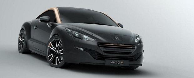 Peugeot RCZ R se lanseaza luna viitoare in Anglia