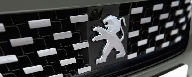 Peugeot renunta la actualul sau logo. Cu ce va fi inlocuit celebrul leu
