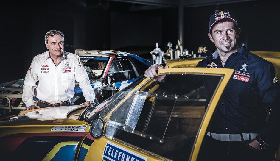 Peugeot revine in Raliul Dakar anul viitor si vrea victoria
