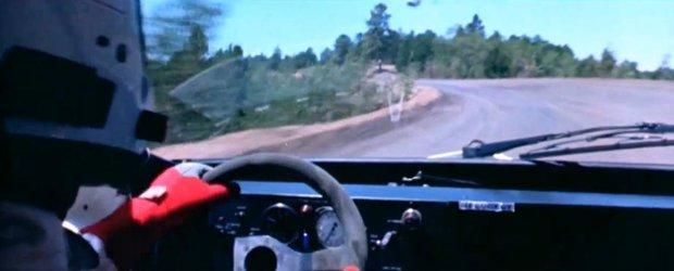 Peugeot revine la Pikes Peak cu un Peugeot 208 T16 condus de Sebastien Loeb