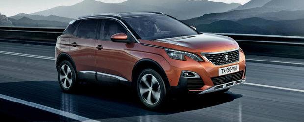 """Peugeot se indreapta catre un viitor """"verde"""". Francezii pregatesc mai multe versiuni electrice sau hibride ale actualelor modele"""