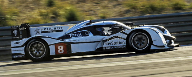 Peugeot spune ADIO cursei de 24h de la Le Mans