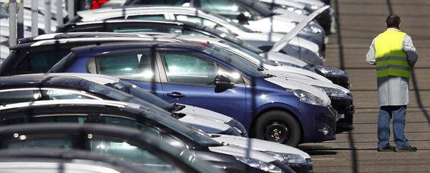 Peugeot va concedia 1500 de oameni pana in 2014