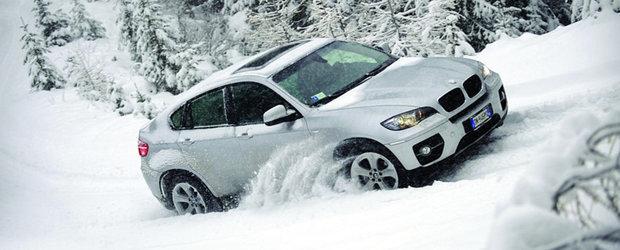 Piata cauciucurilor de iarna a crescut cu 130%