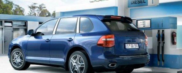 Picanterii nemtesti pentru Cayenne Diesel din partea MTM