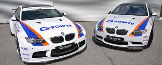 Pick your favorite: BMW M3 Tornado CS & M3 GT2 S by G-Power